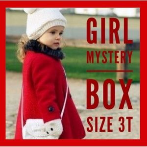 Other - GIRL MYSTERY BOX 3T